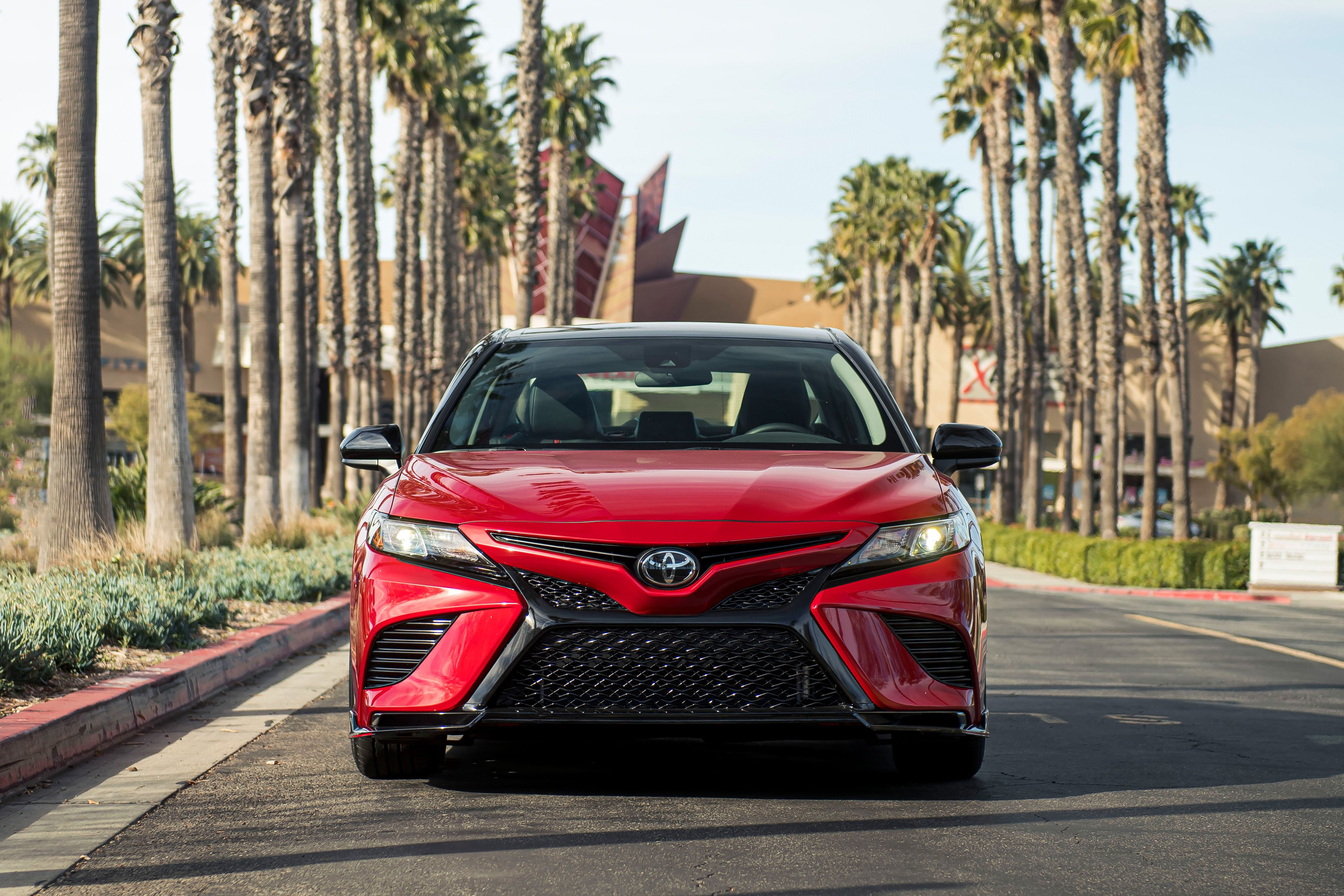 See Photos Of The 2020 Toyota Camry Trd