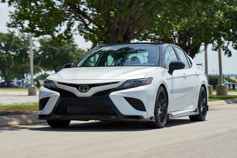 2020 Toyota Camry TRD Changes the Camry's Game