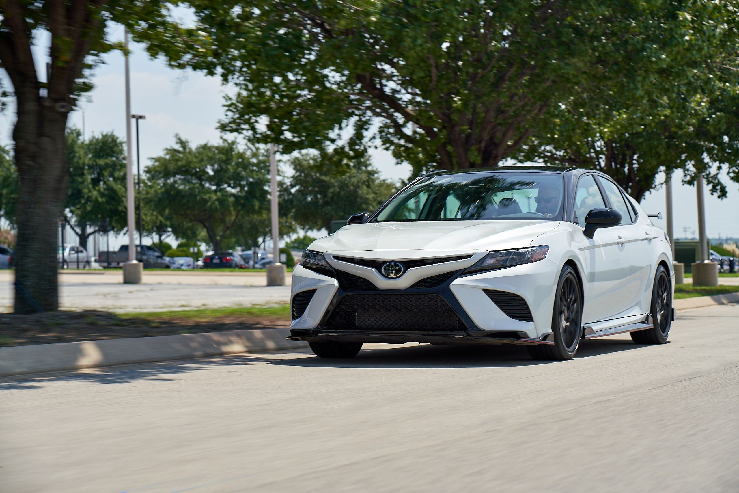 2020 Toyota Camry Trd Changes The Camry S Game