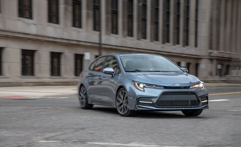 2020 Toyota Corolla Sedan and Hybrid – A Much-Improved