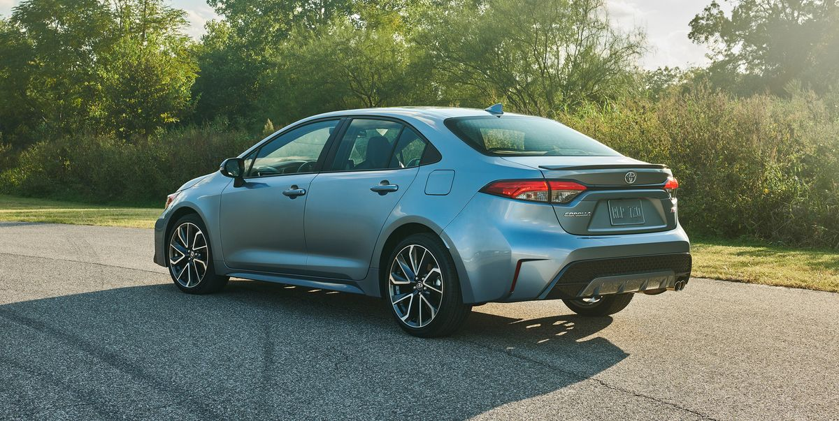 New 2020 Toyota Corolla Sedan
