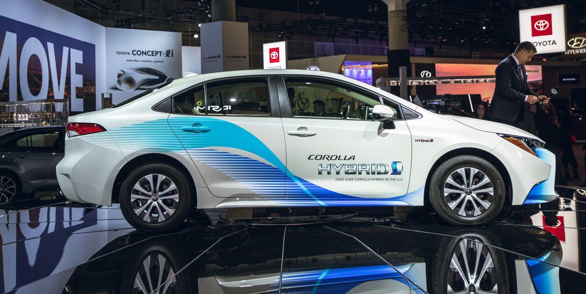 Mercedes Benz Cpo >> 2020 Toyota Corolla Hybrid Sedan - Gets Over 50 MPG