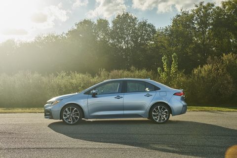 2020 Toyota Corolla Sedan Pictures Info Pricing New Affordable