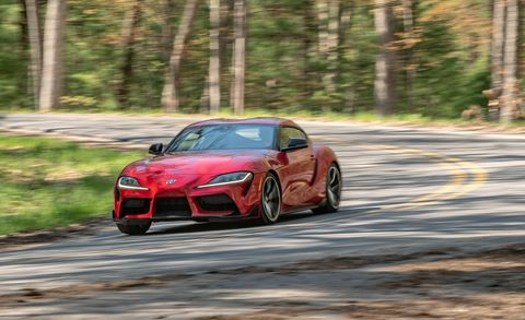 2020 Toyota Supra Toyota S Best Driver S Car Yet
