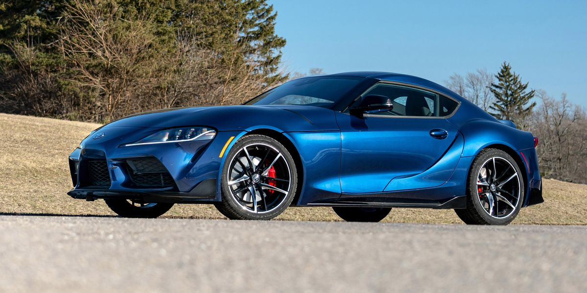 View Photos of Our Long-Term 2020 Toyota Supra
