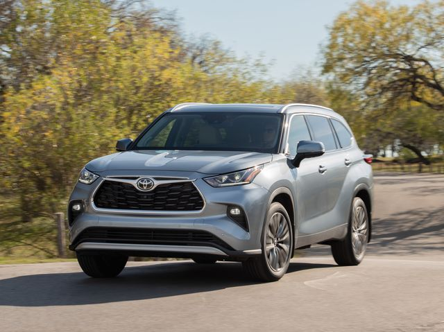 2020 Toyota Highlander Review Pricing And Specs