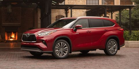 2020 Toyota Highlander Priced On High End Of The 3 Row Suv