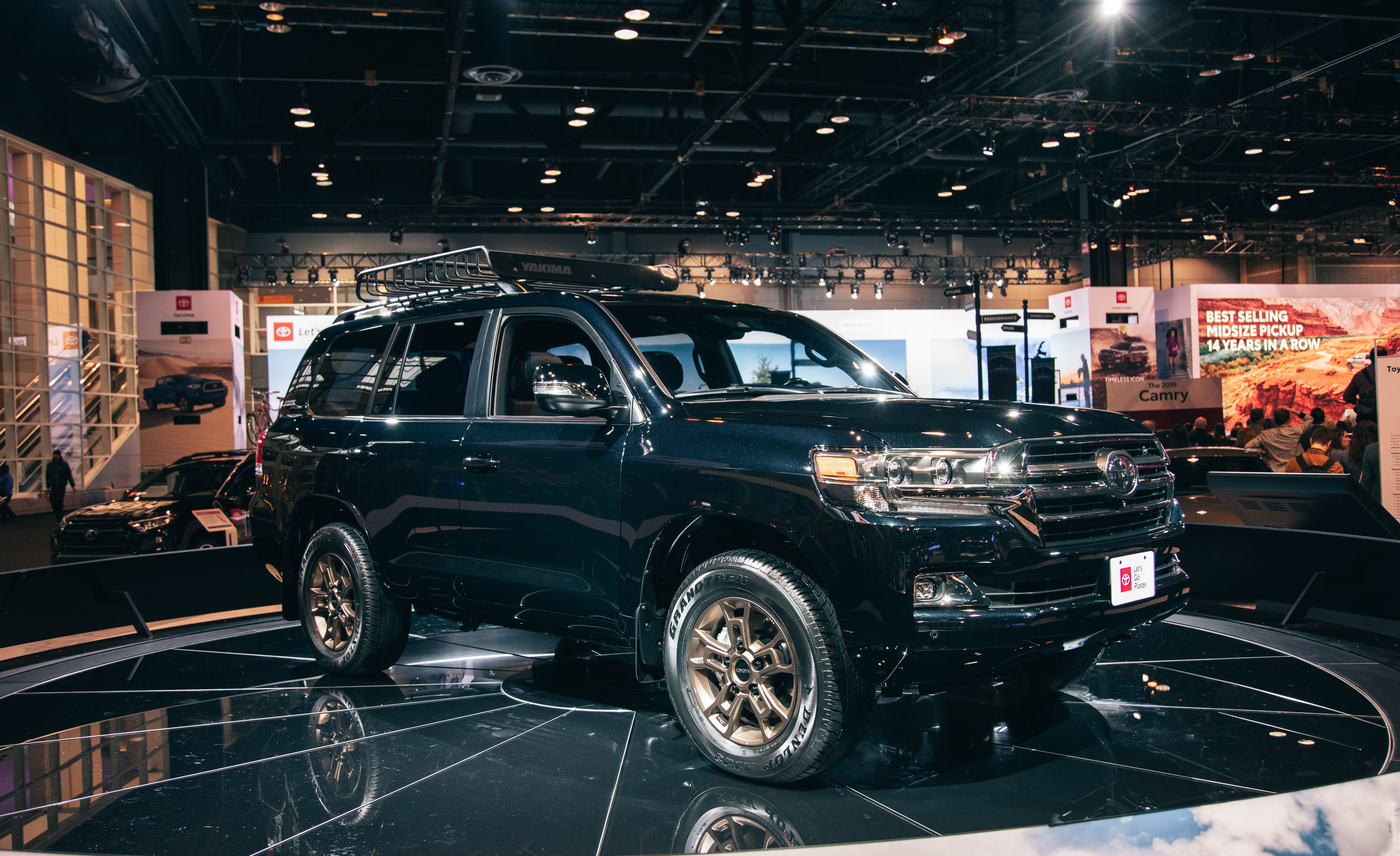 The Coolest Part Of Toyota Land Cruiser Heritage Edition Is Its Retro Badging