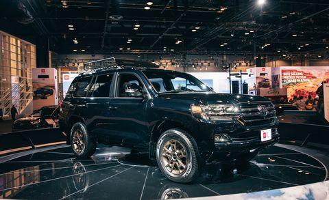 2020 Toyota Land Cruiser Heritage Edition