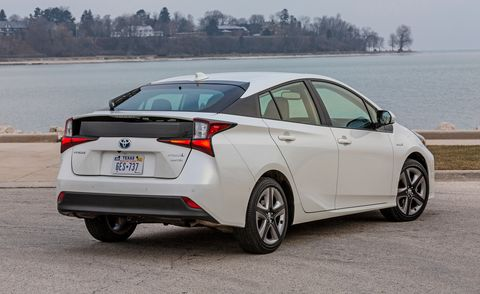 2020 Prius Review.2020 Toyota Prius Review Pricing And Specs