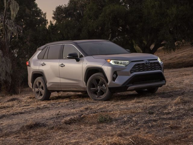 2020 Toyota Rav4 Hybrid Review Pricing And Specs