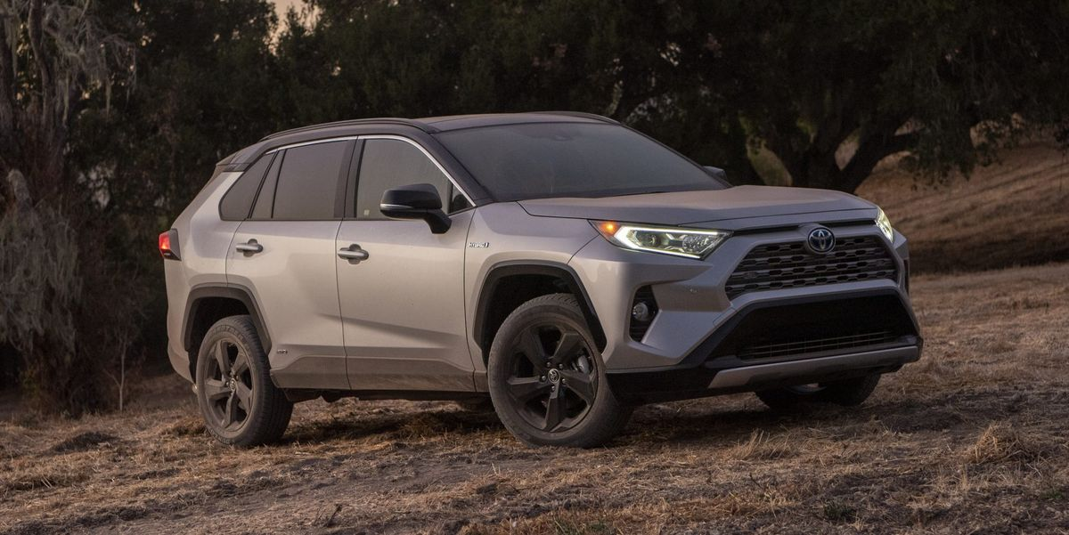 Nissan Certified Pre Owned >> 2020 Toyota RAV4 Hybrid Review, Pricing, and Specs