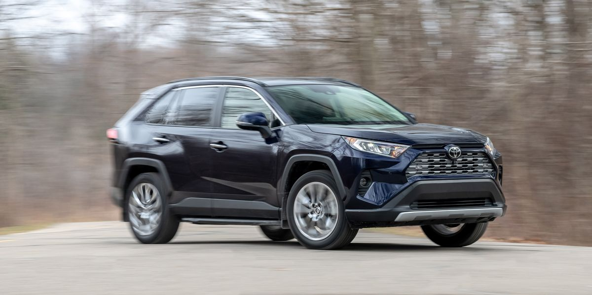 Toyota Recalls 2019, 2020 RAV4s over Faulty Lower Suspension Arm