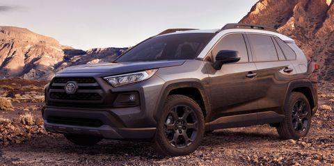 2020 Toyota RAV4 Priced; Base Model Is Down $305