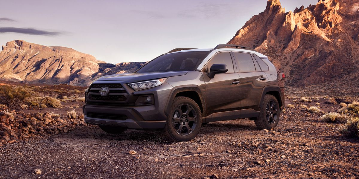 2020 Toyota Rav4 Review Pricing And Specs