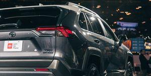 2020 Toyota RAV4 Off-Road