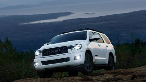 New Toyota Vehicles Models And Prices Car And Driver