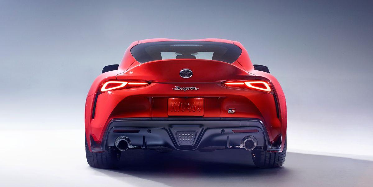 2020 Toyota Supra Price Release Date Pricing Trim Levels