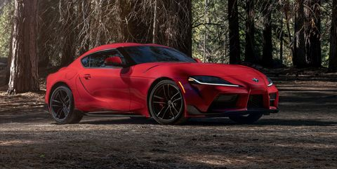 Why You Won T See The Toyota Supra In The Need For Speed Game