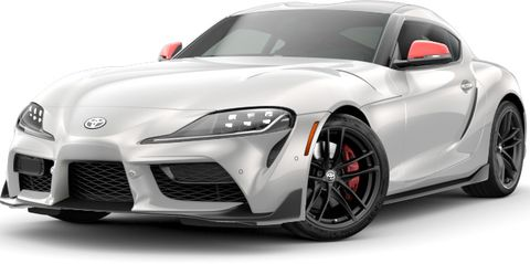 How We D Spec It The 2020 Toyota Supra In Top Form
