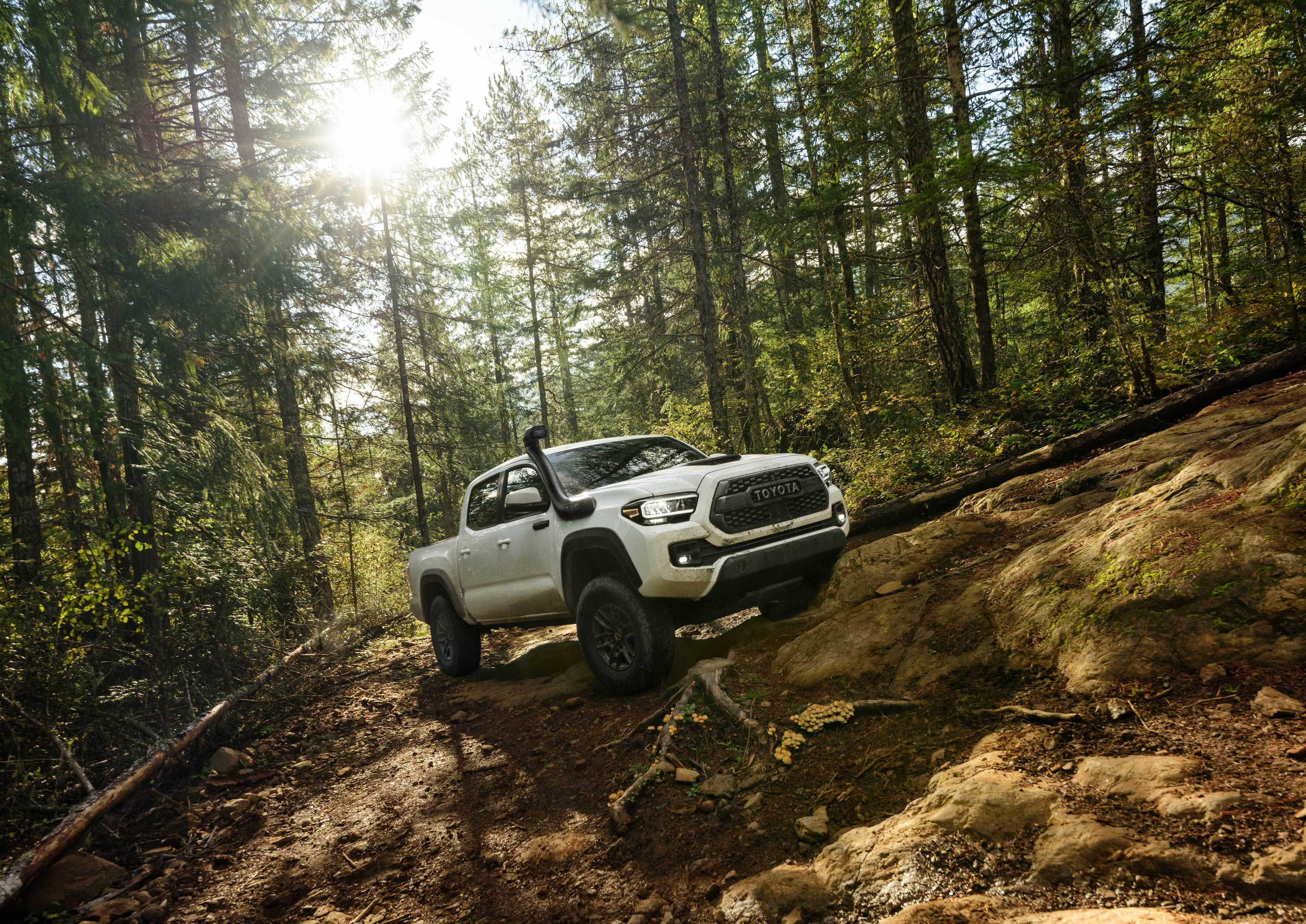 Tacoma Back Pages >> 2020 Toyota Tacoma Review Pricing And Specs