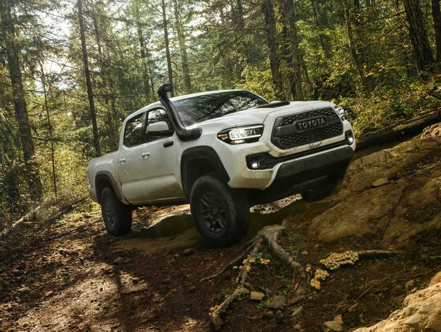 Tacoma Towing Capacity >> 2020 Toyota Tacoma Review Pricing And Specs