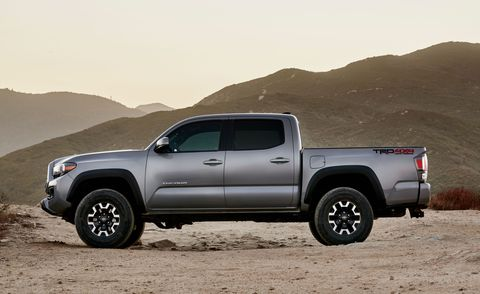 Tacoma Towing Capacity >> 2020 Toyota Tacoma Review, Pricing, and Specs