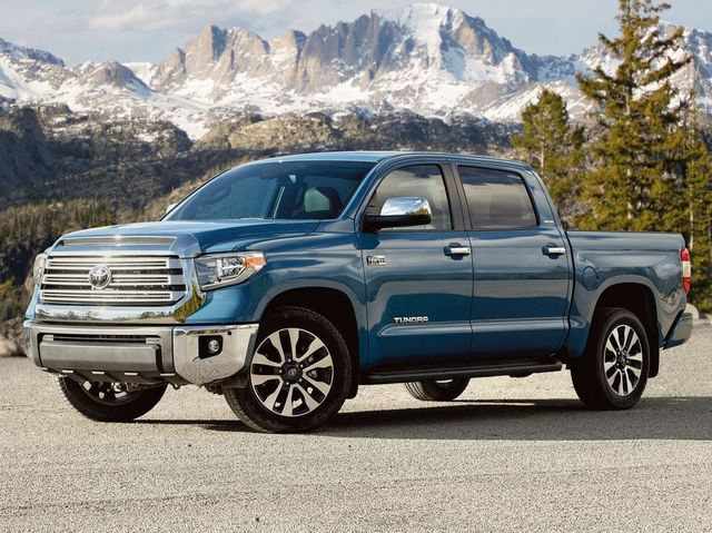 2020 Toyota Tundra Review Pricing And Specs