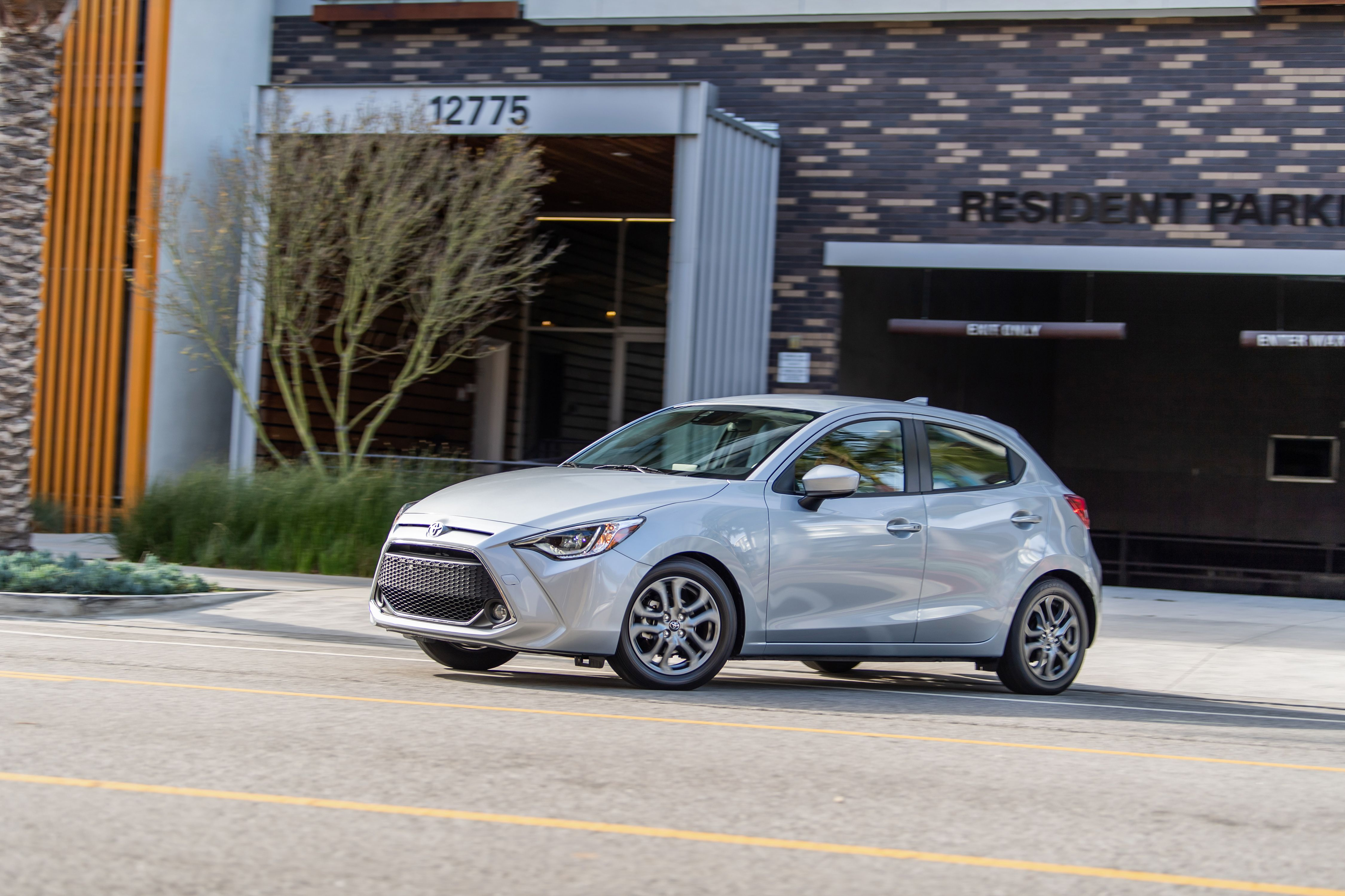 2020 Toyota Yaris Review Pricing And Specs