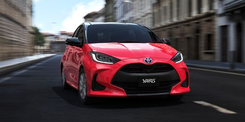 See Photos of 2020 Toyota Yaris Hatchback