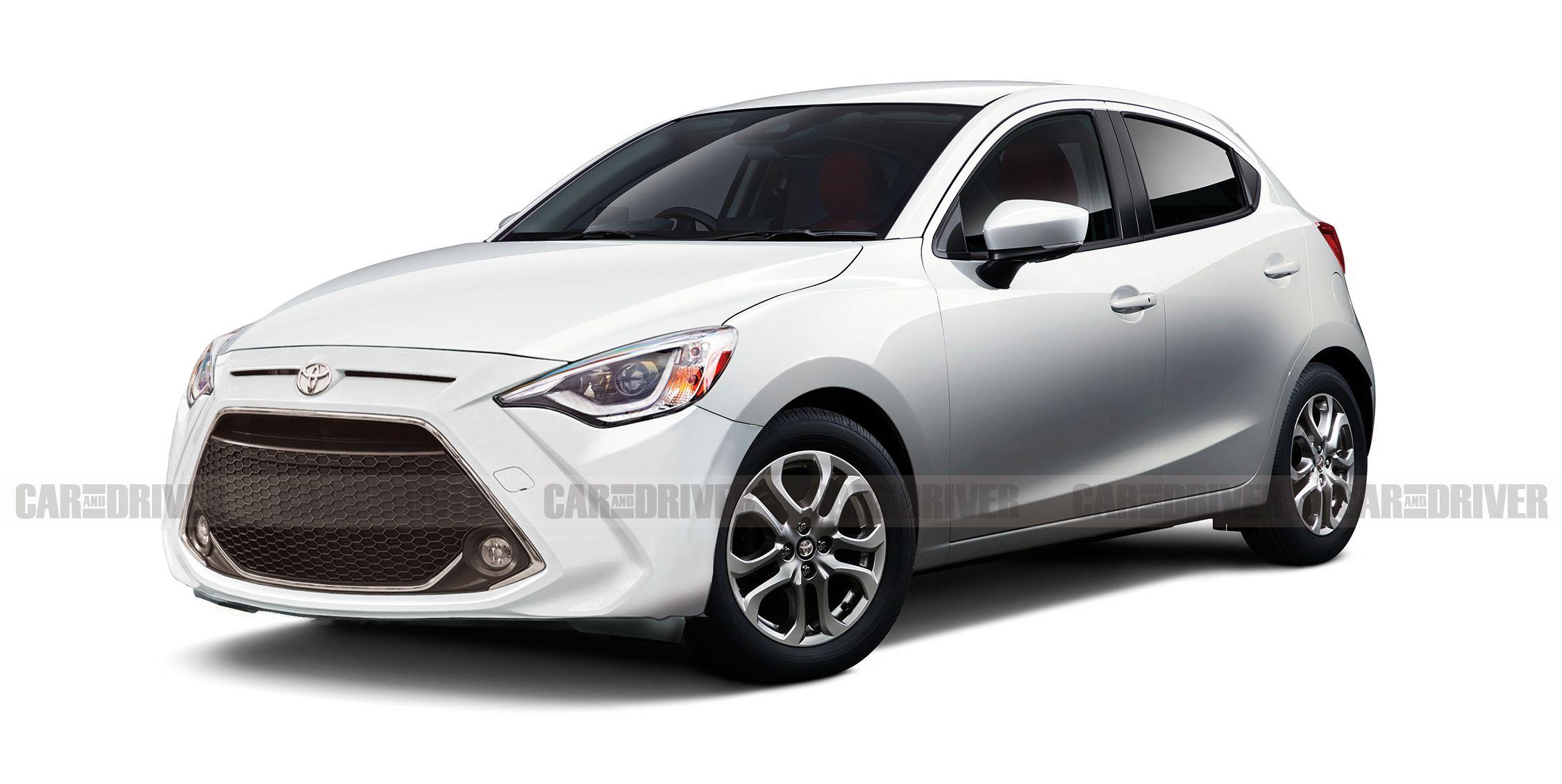 2020 Toyota Yaris Hatchback – Rebadged Mazda 2 to Join Sedan