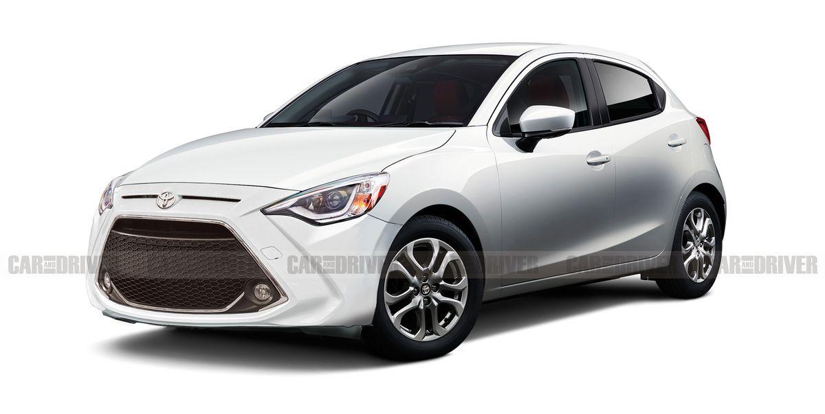 2020 Toyota Yaris Hatchback Rebadged Mazda 2 To Join Sedan