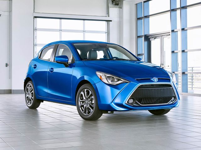 2019 Toyota Yaris Review, Pricing, and Specs