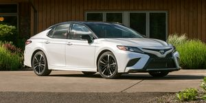 2020 Toyota Camry front