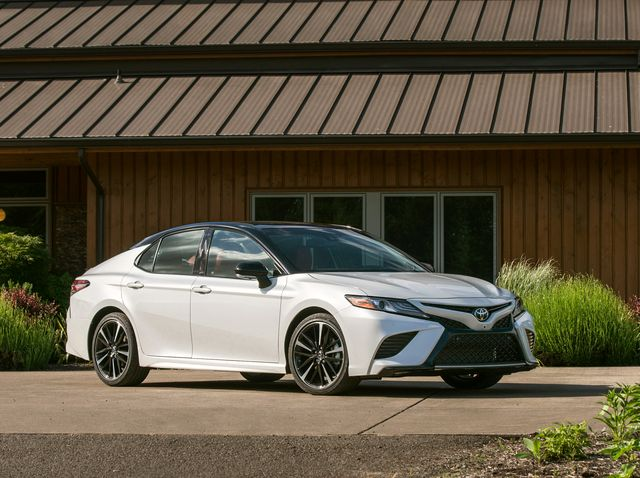 2020 Toyota Camry Review Pricing And Specs