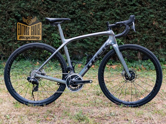 Best Road Bikes 2020 Trek's Third Generation Domane SLR   Best Road Bikes