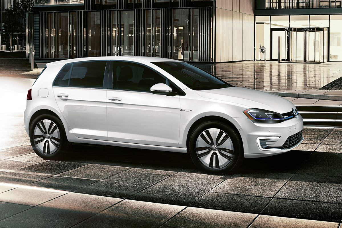2019 Volkswagen E Golf Review Pricing And Specs