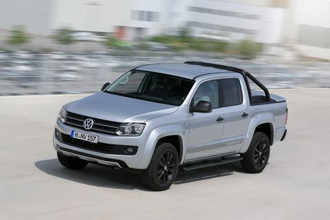 2020 volkswagen amarok dark label