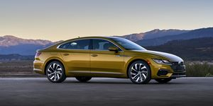 2020 Volkswagen Arteon side