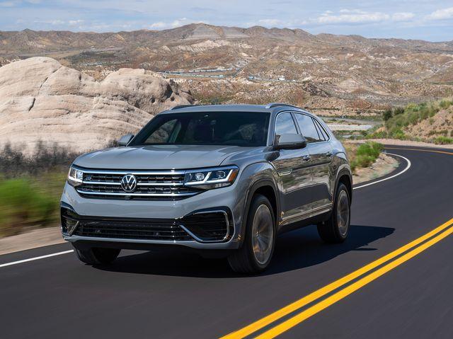 2020 Volkswagen Atlas Cross Sport Review Pricing And Specs