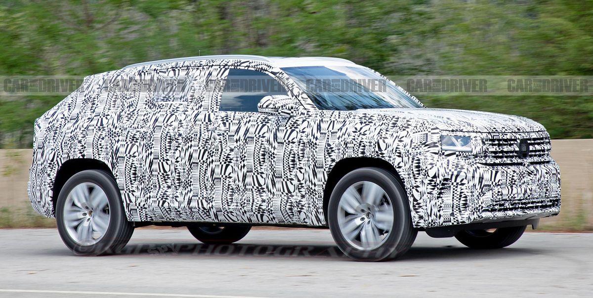 The Volkswagen Atlas Cross Sport Will Be a Sportier Two ...