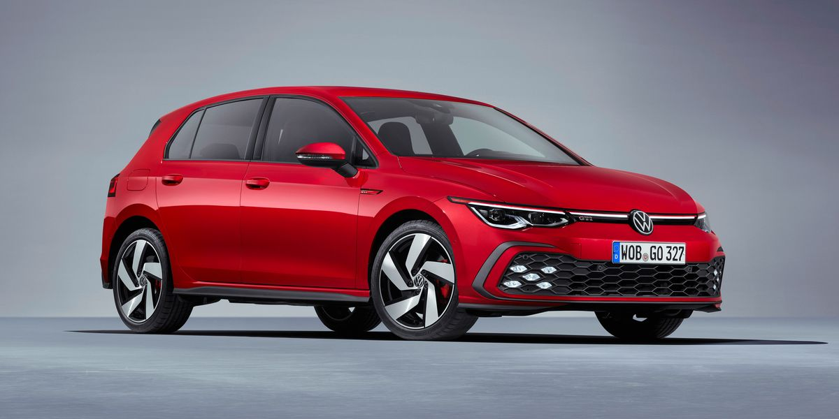 A New VW Golf GTI Always Makes Us Happy, and Here's the Mk 8