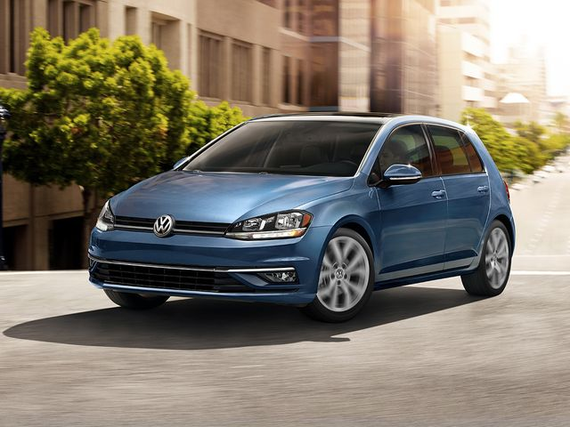 2020 Volkswagen Golf Review Pricing And Specs
