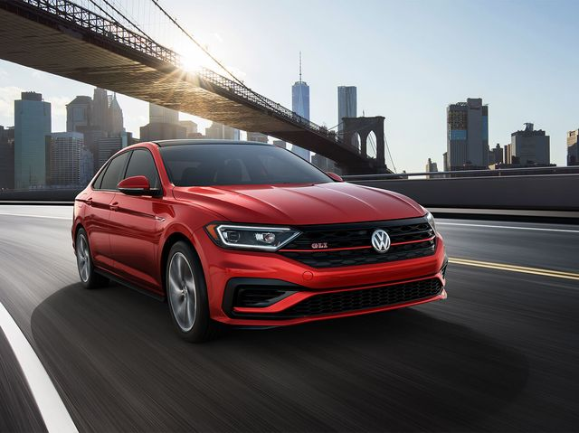 2020 Vw Jetta Review.2020 Volkswagen Jetta Gli Review Pricing And Specs