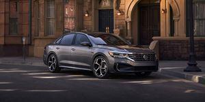 2020 Volkswagen Passat front