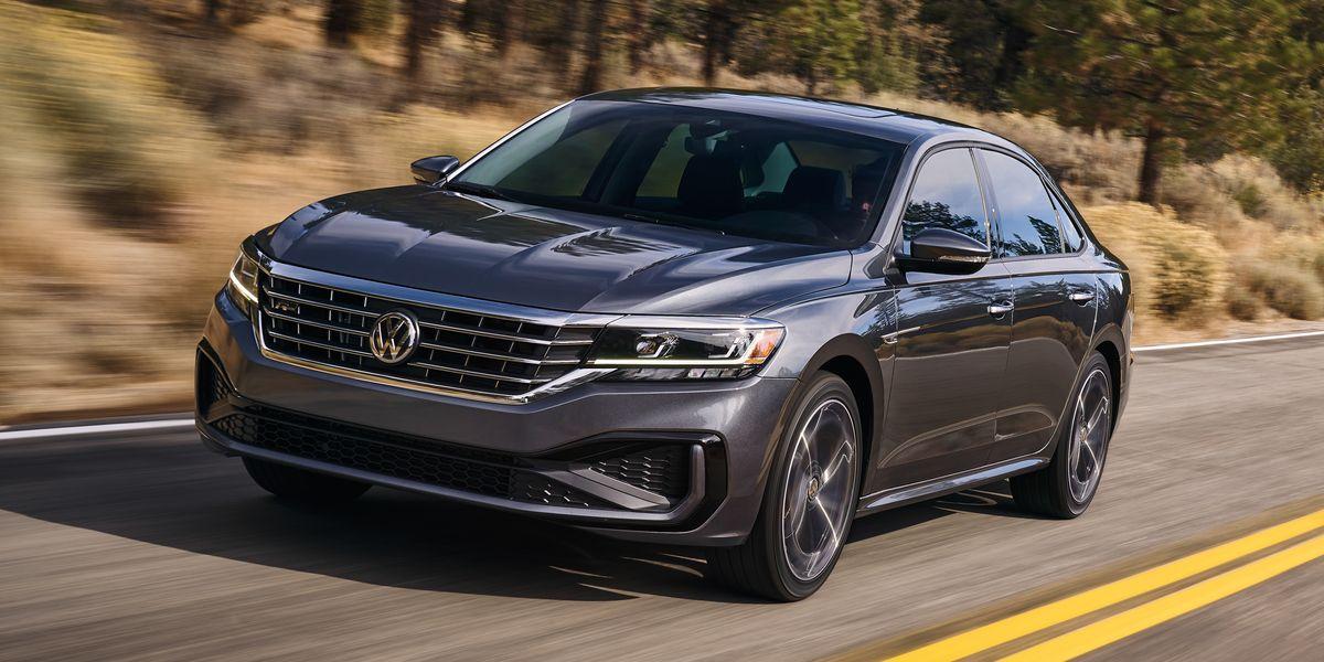 2020 Volkswagen Passat Brings More Standard Gear But It S Not Enough