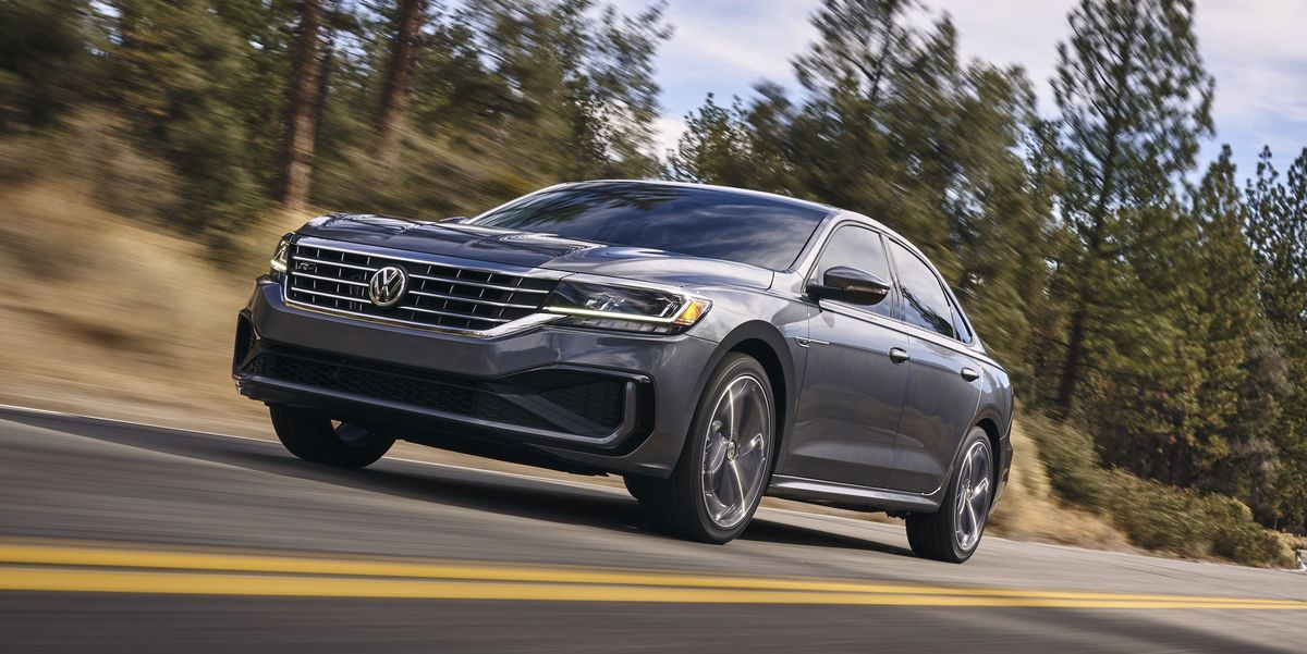 Smart Choice Auto >> The 2020 Volkswagen Passat - Too Similar to the Old Model