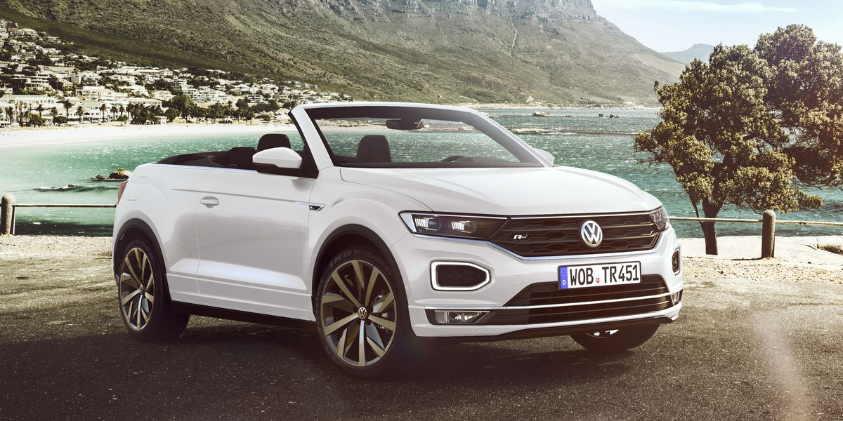 VW's T-Roc Convertible Is the Spiritual Successor to the ...