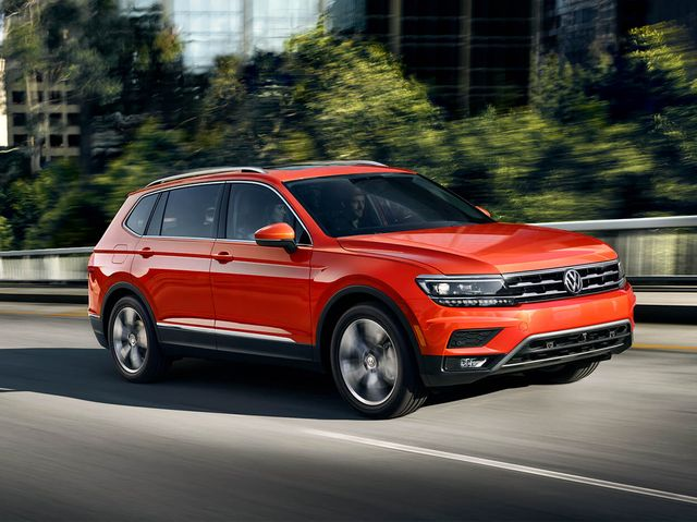 Vw Atlas Interior >> 2020 Volkswagen Tiguan Review, Pricing, and Specs