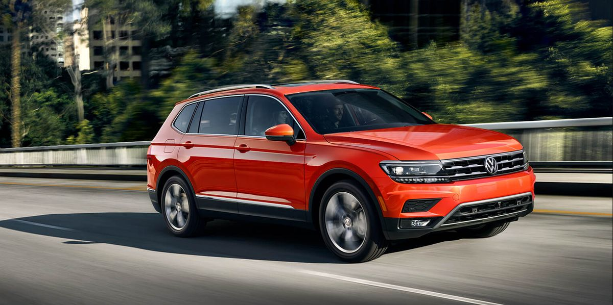 2020 Volkswagen Tiguan Review, Pricing, and Specs